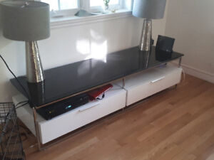 Table console moderne