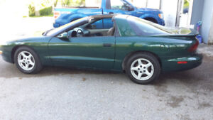 1997 firebird mint condition for sale or trade for pickup