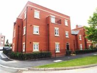 2 Bedroom apartment in Walking distance of Chester Town Centre, parking included, modern and bright