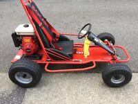 bocart off road buggy petrol go kart quad Honda engine