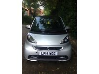 Smart Car Grandstyle Edition 2014 (For two)