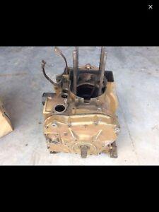 Moteur wisconsin 1 cylindre 17 hp diesel