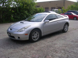 2002 Toyota Celica GT Hatchback- ALL ORIGINAL THE BEST OUT THERE