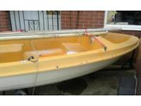 Skipper dinghy