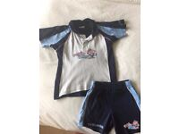 Rugby Tots kit age 4-5