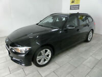 2014 BMW 320 2.0TD (184bhp) (s/s) Touring Auto ***BUY FOR ONLY £62 PER WEEK***