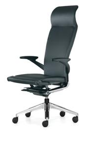 Haworth X99 Executive leather chair