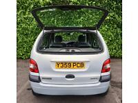 1 OWNER FULL SVCE HISTORY AUTOMATIC SCENIC 1.6 PETROL 5 SEATER 110 BHP MOT 28.3.18 90000 MILES