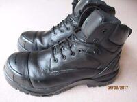 Rockfall Safety Boots size UK 9.