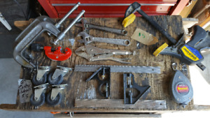 """Hand Tools and 2"""" caster wheels"""