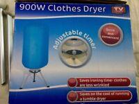 900w Clothes Dryer