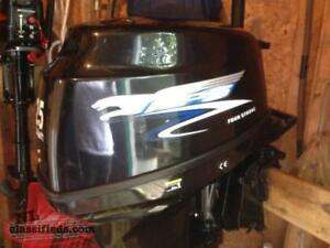 Mint Condition 25 Hp Outboard Motor