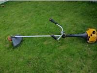 Partner heavy duty petrol strimmer brush cutter