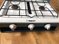 Dudley campervan Gas stove