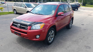 2010 Toyota Rav 4 4WD V6 Leather Sunroof Clean car proof
