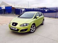 SEAT LEON 2.0 AUTOMATIC 5DR SERVICE HISTORY NEW MOT