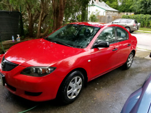 2006 mazda 3 five speed