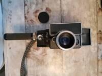 Fujica zoom movie camera