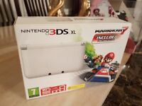 3ds xl mario kart special edition (new)