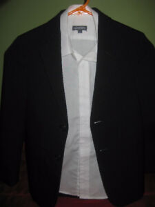 Boys tux outfit,, includes shirt..jacket..and pants