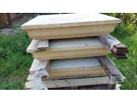 coping stones for gate posts pillar caps