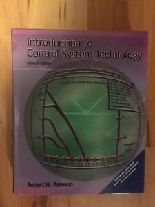 Introduction to Control System Technology 7e
