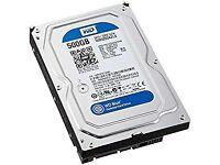 500gb pc sata hard drive