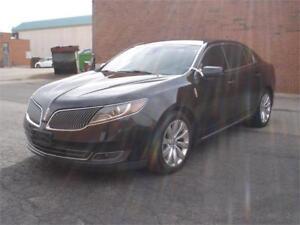 2014 Lincoln MKS,AWD,3.7,NAVI,BACK UP CAMERA