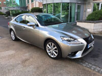 2015 lexus IS300 H Hybrid 1 owner car 12k full dealer service manufactures warranty finance part ex