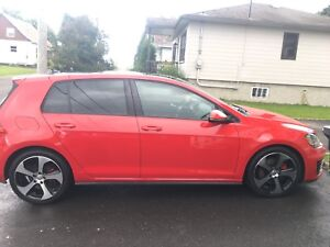 Golf gti 2015  garantie jusquen dec 2020
