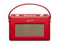 Roberts Revival RD60 Portable DAB + FM Radio