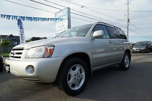 2007 Toyota Highlander V6 7 Passenger ACCIDENT FREE | ONE OWN...