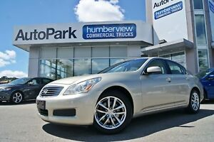 2007 Infiniti G35x SUNROOF|LOW KM|BOSE|