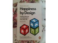 Book - Happiness by Design