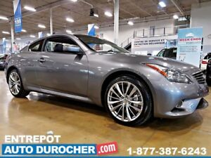 2013 Infiniti G37 Coupe G37 XS, 4x4 - AUTOMATIQUE - AIR CLIMATIS