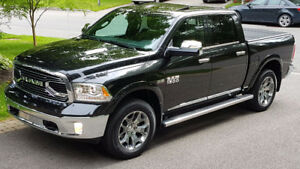 2017 RAM 1500 4X4 Limited (FULL)