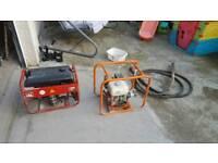 110v 240v generator
