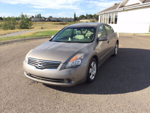 REDUCED!!! LOW LOW KM!! 2007 Nissan Altima 2.5L (LEATHER SEATS)
