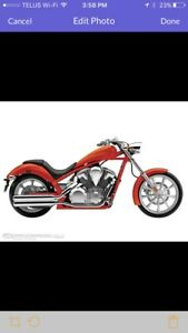 2011 Honda Fury Chopper