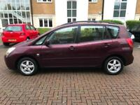 2003 Toyota Verso 1.8 VVT-i T3 - 5 SERVICES STAMPS - 1 OWNER