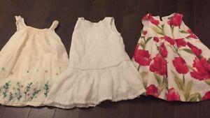 Gap girl dresses 12-24 months