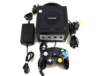 Nintendo gamecube complete with 1 mains lead/1 scart lead/1 controller