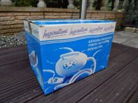 Brand new never used Bath bubble massager.