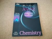 Letts Revise AS&A2 Chemistry Revision Guide - Perfect condition