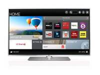 "50 inch 50"" LG smart tv full HD super slim"