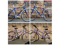 2 HYBRID - ROAD CYCLES FOR SALE