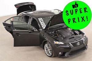 2014 Lexus IS 250 AWD Premium 2 Toit Ouvrant+Sieges Ventiles