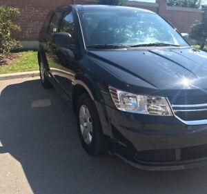 2012 Dodge Journey Canada Value Pkg! Low Kilometers No Accidents