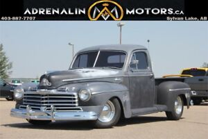 1947 Mercury Monarch Custom Truck!!