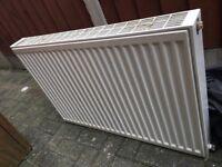 2x 600 radiators